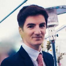 Henkilön Xavier käyttäjäprofiili