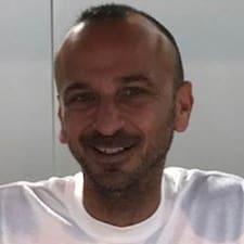 Antonio Brugerprofil