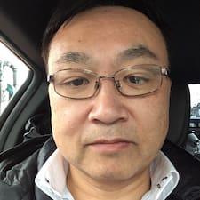 Takeshi - Uživatelský profil
