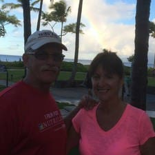 Pete & Denise