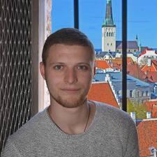 Yevhenii User Profile