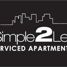 Simple2let Serviced Apartments Brugerprofil