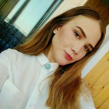 Profil utilisateur de Лилия