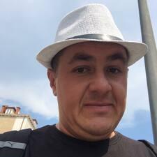 Profil utilisateur de Matijas