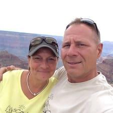 Jeff And Michele bir süper ev sahibi.