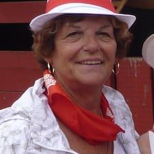 Profil utilisateur de Marie Odile