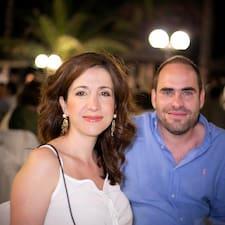 Gerry & Katerina User Profile