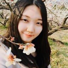 Daeun felhasználói profilja
