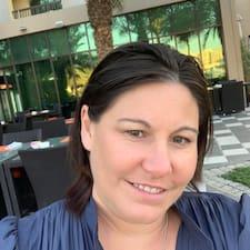 Profilo utente di Sarah Jane