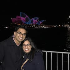 Apeksha & Rakesh님의 사용자 프로필