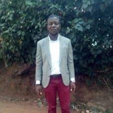 Atanga felhasználói profilja