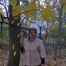 Användarprofil för Irina