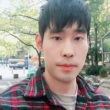 Gebruikersprofiel Seungmin
