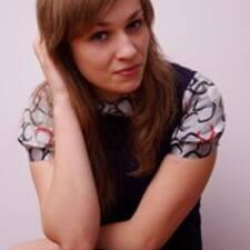 Profil utilisateur de Nastja