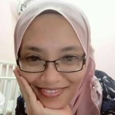 Hasniza User Profile