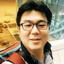 Henkilön Dae Gyun käyttäjäprofiili