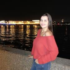 Profil korisnika Алена