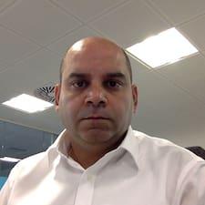 Profil utilisateur de Pradeep
