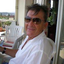 Gerard felhasználói profilja