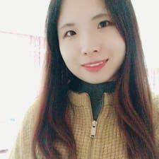 Perfil do utilizador de Hyeona