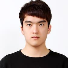 Hyunwoo felhasználói profilja