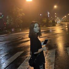 婉怡 felhasználói profilja