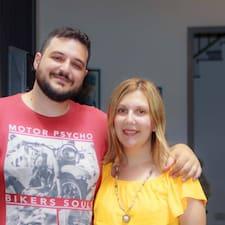 Notandalýsing Davide&Maria