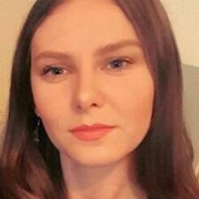 Profil utilisateur de Eloise
