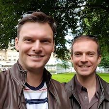 Profil korisnika Guillaume & Nicolas