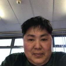 Ashleigh felhasználói profilja