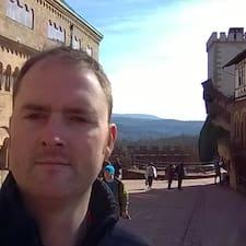 Profil Pengguna Johannes