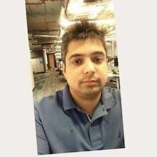 Sahil - Uživatelský profil