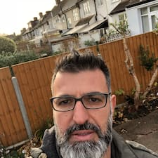 Vangelis Moshous User Profile