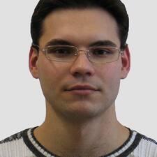 Тарас felhasználói profilja