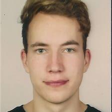 Nutzerprofil von Moritz