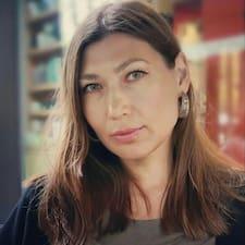 Natalja User Profile