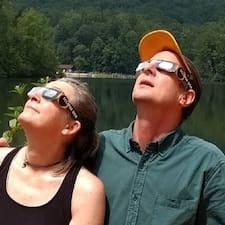 Användarprofil för Kurt & Cathy