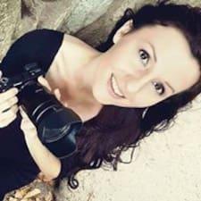 Kristy felhasználói profilja