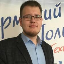 Profilo utente di Петр