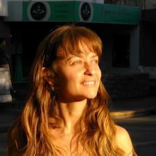 โพรไฟล์ผู้ใช้ María Carolina