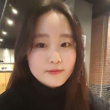 Profilo utente di Eunji