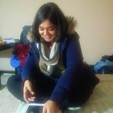 โพรไฟล์ผู้ใช้ Pooja