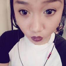 Yuri felhasználói profilja