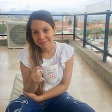 Profil Pengguna Andrea Romina