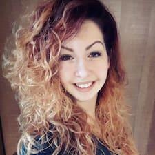 Ingrida felhasználói profilja