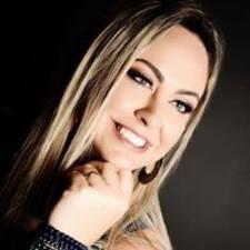 Fabiana felhasználói profilja