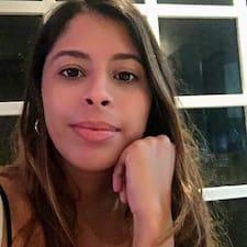 Perfil do usuário de Camila Victoria