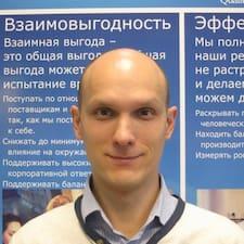Perfil do usuário de Ilya