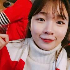 Användarprofil för HyunKyung