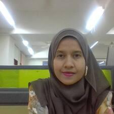 Nurhayati felhasználói profilja